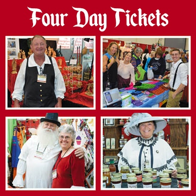 Dickens Christmas Show Tickets
